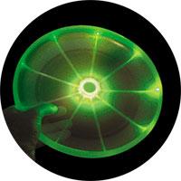 frolf flashlight disc  frisbio lėkštė